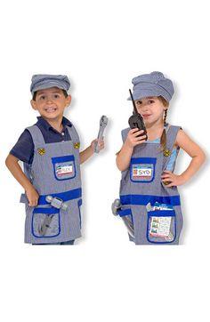 Melissa & Doug 'Train Engineer' Costume (Toddler) | Nordstrom