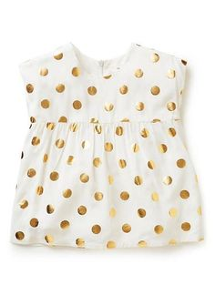 Girls Tops Tees & Tanks | Spot Top | Seed Heritage