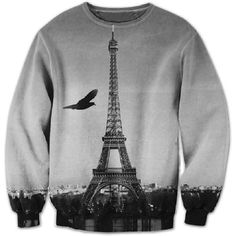 Alisister fashion women/men 3d hoodies sweatshirts Retro Paris crewneck Sweatshirt print graphics shirt moleton feminino //Price: $28.86 & FREE Shipping //     #hashtag4