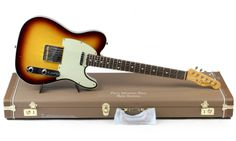 Fender Custom Shop 1962 Relic Telecaster Custom