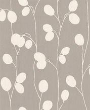 Honesty: Taupe Wallpaper