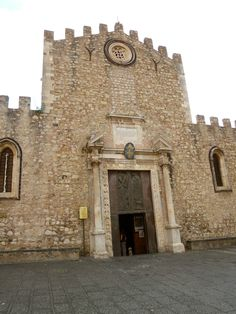 """""""Cattedrale"""" Taormina Sicilia"""