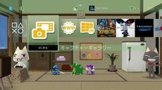 Theme Support is Coming to PS4 and PS Vita