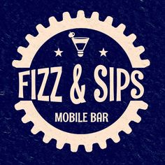 Mobile cocktail bar on a bike