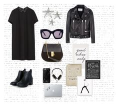"""Без названия #12"" by yk36226 on Polyvore featuring мода, Zara, Chloé, Acne Studios, Lily & Val, Native Union, Frends, women's clothing, women и female"