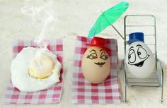 eggs sunny hahahahaa