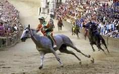 Watch the Siena Palio...in person
