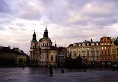 Old Town Square, Prague Old Town Square, Prague, Places To Go, Louvre, Europe, Adventure, City, World, Destinations