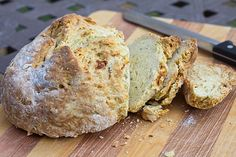 Irish soda bread is the best St. Patrick's Day treat--you can keep your green beer!