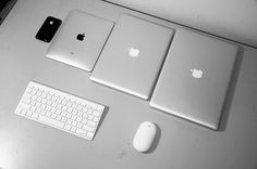 Apple Products Organized Neatly [Reader Gallery] | Cult of Mac