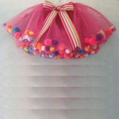 Birthday Girl Baby Toddler Pink Boutique Tutu