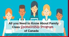 What The #Family Class #SponsorshipProgram Is All About ?  #Sponsorship #FamilyIimmigration