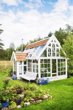 Förra Våren Utlyste Hus U0026 Hem Trädgård Tävlingen