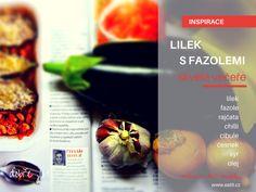 Fazole s chilli a lilkem — eat it
