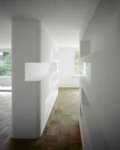by Zurich based architects Gabrielle Hächler and Andreas Fuhrimann