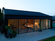 Low Cost House in Copenhagen by Sigurd Larsen Design & Architecture