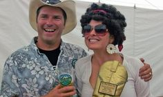 Old West Brew Fest in Jackson Hole, Wyoming