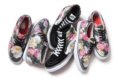 Supreme x Vans 2013 Spring/Summer Collection uuuuuuughhhhhhhhhhh fuckkkkk neeeeeeeed