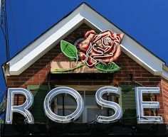 The Red Rose ~ Louisville, KY
