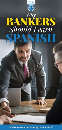 Why Bankers Should Learn Spanish Spanish Class, Teaching Spanish, Spanish Online, United States Congress, Grant Writing, Social Media Detox, Corporate America, Financial Literacy, State Government