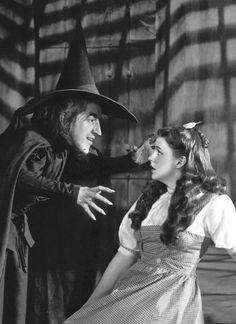 """I'm gonna get you my pretty."" i love that the wicked old witch still gives me…"