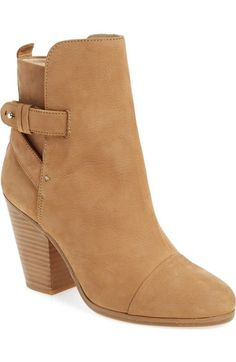 rag & bone 'Kinsey' Bootie (Women) available at #Nordstrom