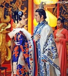 武媚娘傳奇 服裝設計 - Google 搜索
