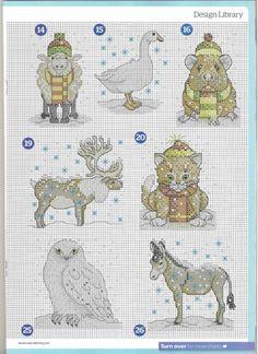 (1) Gallery.ru / Фото #16 - The world of cross stitching 184 - tymannost