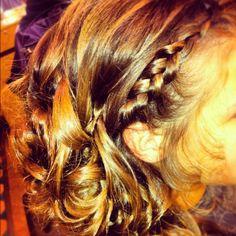 Charles Penzone. Dublin, Ohio. Wendy #prom #updo #formal #style #hair