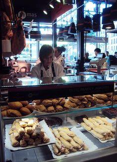 Mercado de San Miguel: Alimentos de temporada con encanto e historia en Madrid   DolceCity.com