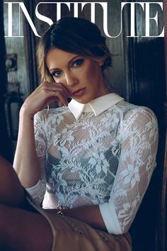 Katie Cassidy by Isaac Sterling for Institute Magazine August 2014 Cassidy Black, Black Siren, Dinah Laurel Lance, Most Beautiful People, Beautiful Women, Black Canary, Star Girl, Celebs, Celebrities