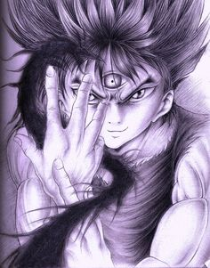 Hiei, and the Dragon of the Darkness Flame #yuyuhakusho
