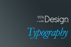 typography fonts - Google Search