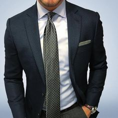"""dappergentsclub: """" Tuesday #Tiesday @dapper.one #MensFashion #MensWear #MensStyle #MensLook #MensClothing #MensSuitStyle #SuitAndTie #Dapper #Outfit #Fashion #Style #Hot #Look #Cool #Inspiration..."""