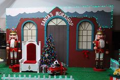 santas workshop parties   Santa's Workshop