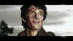 10k z nation syfy   he looks goooood with blood on his face