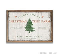 Reindeer stables sign have yourself a merry little christmas christmas tree farm wooden sign framed out in wood wood color may vary because we use reclaimed wood sign is sealed then sprayed with a water solutioingenieria Image collections