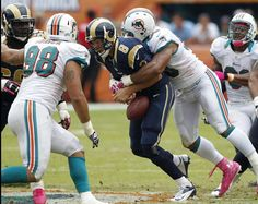 Miami Dolphins 2012   Defense