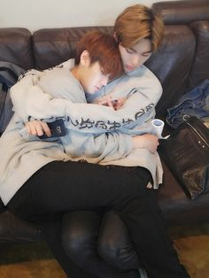 Sang and Jian from imfact are just too cute <3