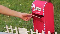 Haz tu propio buzon para cartas // DIY Mailbox (+lista de reproducción)
