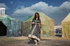 HandM releases World Recycle Week campaign featuring M.I.A.