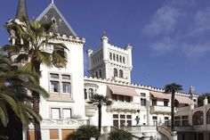 Manoir Leliwa de Rohozinski à Nice