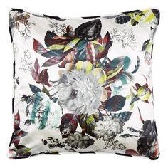 Christian Lacroix Beauharnais Rosée Decorative Pillow | Dwelling & Design