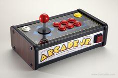 Arcade Jr. by www.lrarcades.com