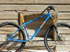 Custom mountain bike! One of a kind...