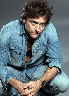 ADRIANO GIANNINI BELLO COME SUO PADRE - ATTORI ITALIANI E STRANIERI..ACTORS AND ITALIAN FOREIGN MEN