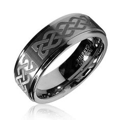 Men's Rings | Black Diamond Gemstone - Part 3