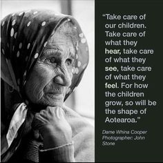 An icon for Maori (indigenous peoples of Aotearoa/New Zealand) promoting the wellbeing of children (tamariki) Though she passed a long time ago, her wisdom prevails. Thank you to my whanau Huhana for posting this. Teaching Tools, Teaching Kids, Nz History, Childhood Quotes, Play Quotes, John Stones, Maori Designs, The More You Know, Favorite Words