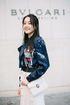 Stylish Girl, Stylish Outfits, Asian Celebrities, Celebs, Holy Chic, Chinese Actress, Aesthetic Girl, Kawaii Girl, Ulzzang Girl