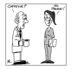 In the Office Humor gallery you will find cartoons about humor in and around the office! Pharmacy Humor, Medical Humor, Work Jokes, Work Humor, Humor Cruel, Operating Room Humor, What's So Funny, Funny Stuff, Accounting Humor